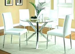 medium size of small black glass dining table set rectangle kitchen for 2 round sets terrific