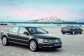 Next-Generation VW Phaeton to Return to the U.S., May Debut in ...