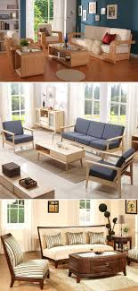 Simple Sofa Set Designs For Small Living Room Simple Wooden Sofa Design For Drawing Room Wooden Sofa