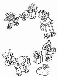 Sinterklaas Kleurplaat Peuters Mooi 83 Beste Afbeeldingen Van