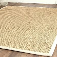 solid ivory area rug 8x10