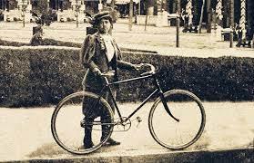 Women in Transportation History – Kittie Knox, African-American Cyclist –  Transportation History