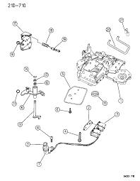 1994 dodge dakota valve body diagram 00000esd