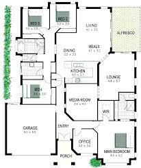 4 bedroom house plans australia