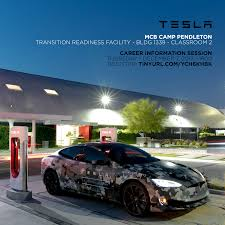 tesla career information session
