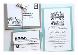 wedding invitations personalized online rectangle landscape bride How To Make Wedding Invitations Free Online wedding invitations personalized online rectangle white blue with black bicycle images and beautiful lettering printable wedding how to make wedding invitations free online