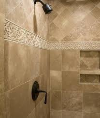 Decorative Tile Border In Shower Decorative Border Tile Foter 2