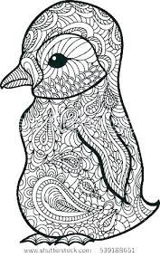 baby penguin coloring pages. Fine Baby Penguin Coloring Pages Cartoon  Penguins Of   With Baby Penguin Coloring Pages O