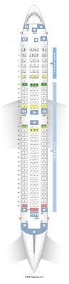 seatguru seat map an airlines boeing 767 300er 76w v4