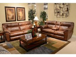 Wide Chairs Living Room Catnapper Furniture Living Room Extra Wide Reclining Console