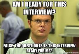 Image result for why should we hire you meme