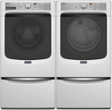 Front Load Washer Dimensions Maytag Mhw5500fw 27 Inch 45 Cu Ft Front Load Washer With