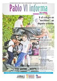 Resultado de imagen para Imagenes de la Institciòn Educativa Pablo Sexto