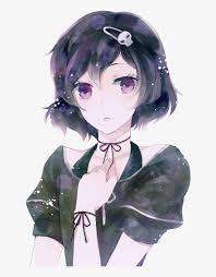 Cute Anime Girl Tomboy Transparent PNG ...