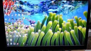 Sim Aquarium 3 live wallpaper mode in ...
