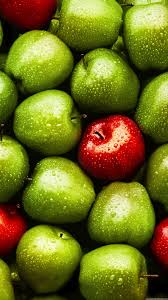 green and red apples. download green red apples iphone 6 plus hd wallpaper and