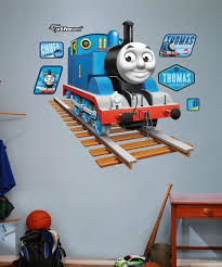 Take a look at this Fathead Thomas the Tank Engine Wall Decal Set by ...