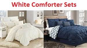 White Comforter Sets in 2019 - Complete Guide