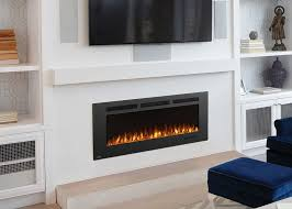 am group studio crown moulding ceiling dome fireplace stone look corner electric fireplace