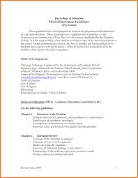 apa letter format thesis dedication examples photo resume - Apa Format  Resume