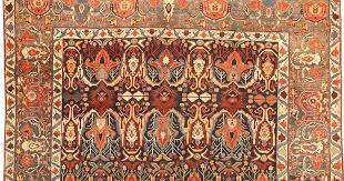 tea and carpets bijar rugs and the art of persian town and village weaving