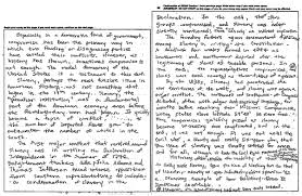 how much does handwriting factor into the grading of sat and act below is a copy of the sat essay i wrote in 2008 it s readable but the handwriting is not particularly glamorous click to zoom in