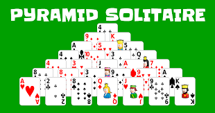 pyramid solitaire play it