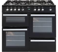 Why Dual Fuel Range Buy Flavel Milano 100 Mln10frk Dual Fuel Range Cooker Black
