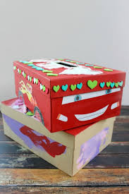 Decorated Shoe Box Ideas Shoebox Valentine Mailbox 60 great valentine box ideas for boys 58