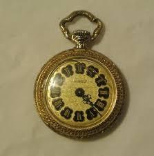 vintage 1950s bucherer ornate pendant
