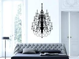 target wall art classy design ideas chandelier wall art decal stickers with wall decals chandelier target