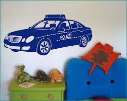 Kinderzimmer Polizei Wandtattoo Polizeiauto Wandsticker Polizei
