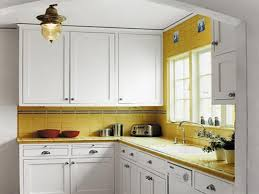 Small Kitchen Colour Cute L Shape Small Modern Kitchen White Color Kitchen Cabinets