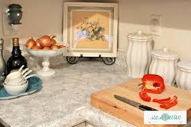 Imitation Granite Countertops Kitchen Faux Granite Countertops With Giani Granite Paint