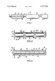 Patent Us4372708 Resin Capsule And Method For Grouting Anchor