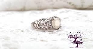 indigo willow t milk jewelry and keepsakes the clair de lune t milk ring