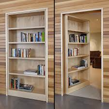 hidden wall door. awesome secret rooms designed elegantly and uniquely: door design ideas with bookcase hidden decor wall i