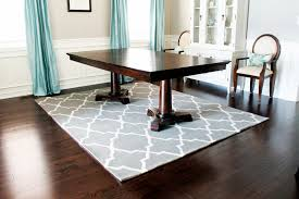 Dining Room Rug Or Not Best Image WebProXPCom - Dining room rug round table