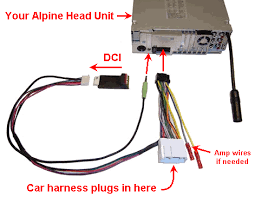 s s dci plug n play harness scv wiring kit 3 makes short work of connecting to the vehicle speed signal no crimp tool reqd