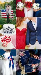 4th of july weddings hot or not? july wedding, weddings and wedding Ideas For July 4th Summer Wedding 4th of july inspired wedding ideas 4th of July Wedding Centerpieces