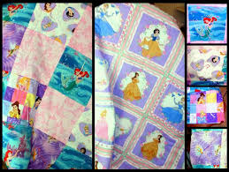 Disney Princess Quilt by TheHarlequinRomance on DeviantArt & Disney Princess Quilt by TheHarlequinRomance ... Adamdwight.com