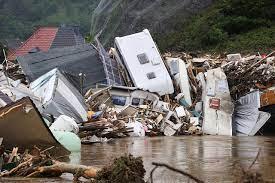 180 شخصاً قضوا جراء الفيضانات في ألمانيا