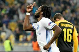 Mbokani at the double as Royal Antwerp hold Anderlecht