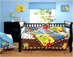 monster inc baby bedding cookie monster bed set home design remodeling ideas monster inc crib bedding