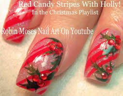 Cute Christmas Nails Easy. easy christmas nails ideas add to the ...