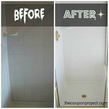 bathroom remove mold from grout