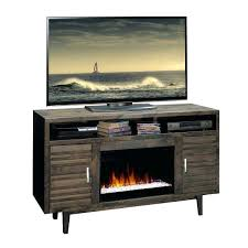 electric fireplaces tv stands inch rustic charcoal brown stand fireplace best electric fireplace tv stand canada