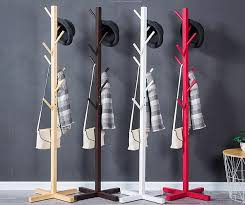 Solid Wood Coat Rack Coat Racks interesting wooden coat rack woodencoatrackdiyfree 78