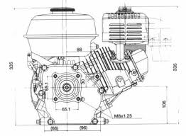 honda gx engine diagram honda wiring diagrams