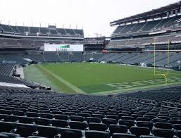 Philadelphia Eagles Seating Chart Lincoln Financial Field Section 126 Seat Views Seatgeek